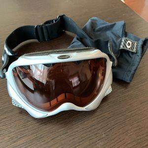 Oakley snow goggle